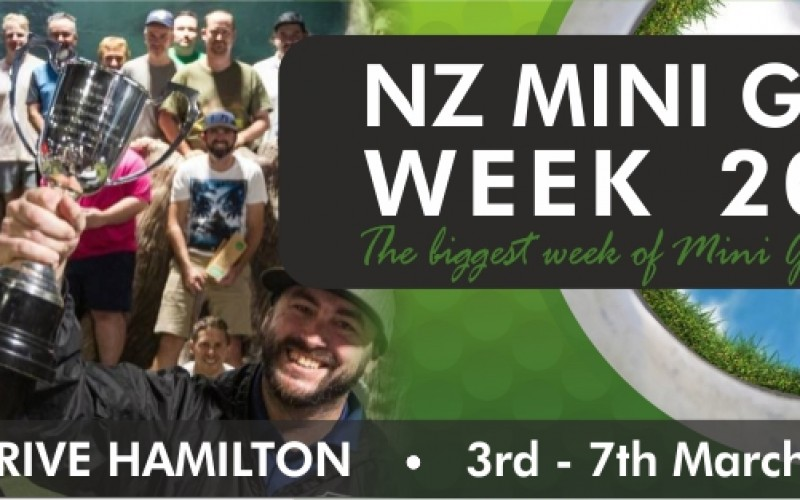 NZ Mini Golf Week 2020
